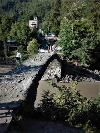Древние мосты Аджарии (Грузия)