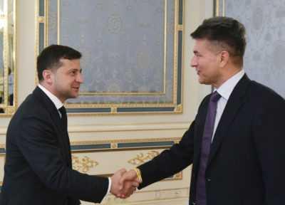 Глава государства провел встречу с мексиканским инвестором Питером Фойо