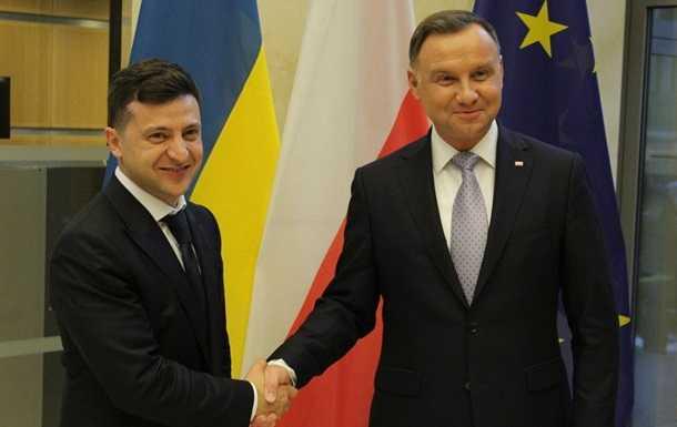Володимир Зеленський здійснить офіційний візит до Республіки Польща
