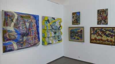 Всеукраїнська художня виставка до дня Незалежності