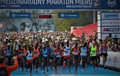 Міжнародний марафон миру стартує у Кошице