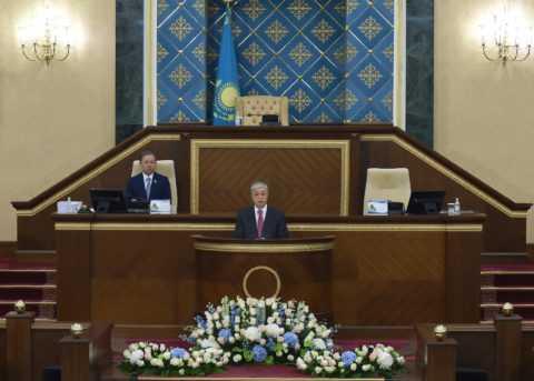 Встреча украинских журналистов с Послом Республики Казахстан в Украине Саматом Ордабаевым