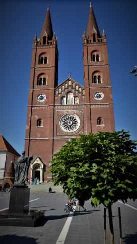 Собор Святого Петра в Джяково – вершина зодчества Хорватии
