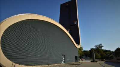 Церковь села Альмаш – символ стойкости хорватского народа