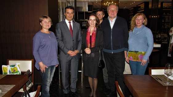 Кулінарні шедеври Туреччини у Києві