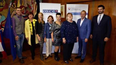 Туристический ворк-шоп в Посольстве Словакии в Украине