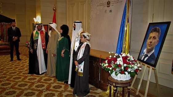 ОАЭ отпраздновали 48-ю годовщину Национального дня в Киеве