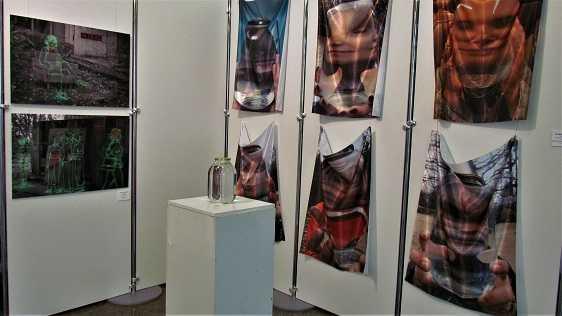 Колективна виставка «MADE IN CHERNOBYL» завершується…