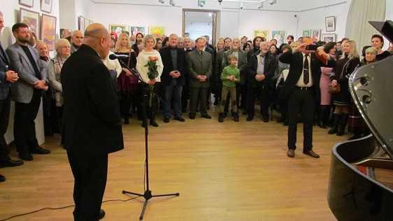 Колективна виставка українських митців у галереї «Хлібня»