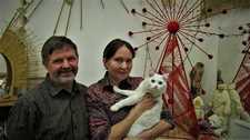 Готуємося до третьої виставки «Сучасне «мистецтво вогню» України (кераміка, скло, метал)»