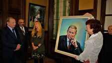 Персональна виставка Наталії Мкртчян у Президентському фонді Леоніда Кучми