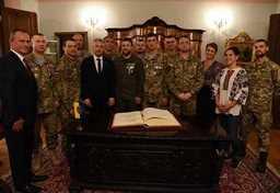 """«Ветеранська миля» в Кошице чекає ветеранів Операції об""""єднаних Сил на Сході"""