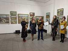 Виставка Сергія Сметанкіна «УЯВА» у Центральному будинку художника