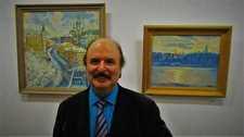 Ювілейна виставка художника Едуарда Межула