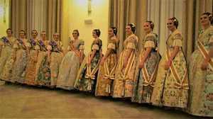 Валенсия :  в гостях у королев Огня