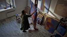 Светлана Бринюк готовится к персональной выставке «Сюрреалистический анимизм»