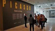 Выставка «Picasso. Models of Desire»/ «Пикассо. Модели желания» в Валенсии