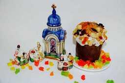 Нова колекція порцелянової арт-мініатюри Сергія Воронова до Дня Воскресіння Христова