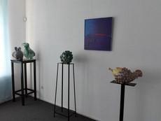 Ретро - спогади про виставку скульптора і кераміста Юрія Денисенка