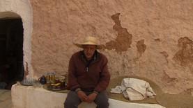 Тунис : жилище троглодитов в древней Матмате