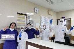 Иран : коронавирус отступает