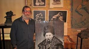 Подарунок художника Тамаза Аваліані Музею – майстерні Івана Кавалерідзе