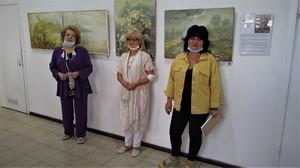 Персональная выставка художницы Ellen Orro в киевской галерее «Митець»