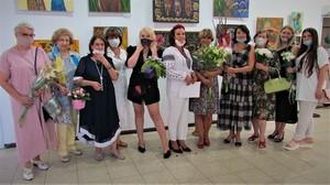 Колективна виставка «Магія кохання та краси» у галереї «Митець» до Дня Незалежності