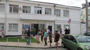 Відкриття проекту «FOG» у арт-просторі Mironova Foundation