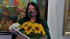 Ювілейна виставка художниці Світлани Аношкіної у київській галереї «Митець»