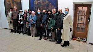Виставка М.Б. Когана-Шаца і Б.М. Когана у київській галереї «Митець»