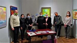 Персональна виставка Данила Ноздрі «Світанок над Україною»