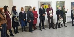 Виставка за підсумками симпозіуму-пленеру «Мистецтво без обмежень»