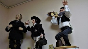 Коллекция кукол по мотивам произведений Шолом-Алейхема
