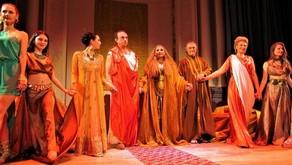«Йоганна, жінка Хусова» на сцені КХАТу