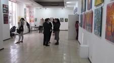 Виставка «Энигма цвета/Енігма кольору» в галерее «Митець»