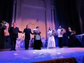 Пьеса «Чайка» Антона Чехова на сцене КХАТа