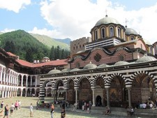 Рыльский монастрыть в Болгарии – древнейшая православная святыня Европы