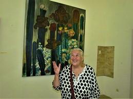 Виставка художниці Ніни Бондаренко «Мій Крим. Крим – Україна»