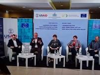 Круглий стіл «Адміністративно-територіальний устрій: нові реалії та нові правила»