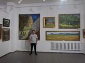 Персональна виставка Тараса Бойченка «Стежками рідної країни»