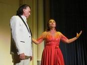 Новая театральная премьера на сцене КХАТа