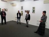 """Виставка """"Тепле джерело : Тбілісі """" у Музеї-майстерні Івана Кавалерідзе"""